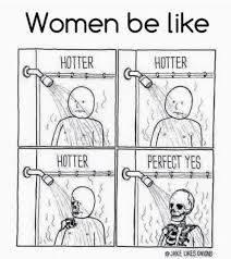 Meme Shower - woman shower meme shower best of the funny meme