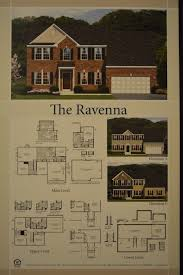 the ravenna single family home floor plan and available elevations