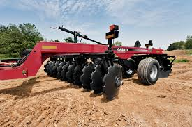 heavy offset disk harrows tillage equipment case ih