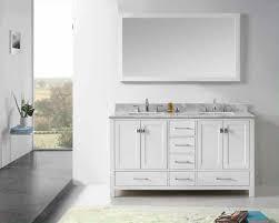 usa 60 square sink bathroom vanity caroline vu gd 50060 wmsq wh