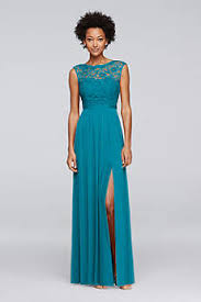 teal bridesmaid dresses teal bridesmaid dresses styles david s bridal