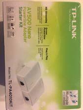 tpl 308e2k trendnet tpl 308e2k powerline 200 av nano adapter kit ebay