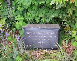 native plant gardens gardens u2013 native plant garden greater victoria labyrinth u0027s