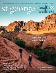 The Blind Man St George Utah St George Health U0026 Wellness September October 2016 By