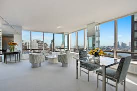 corcoran 860 united nations plaza apt 29b midtown east real living room dining room