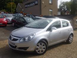 used vauxhall corsa club 5 doors cars for sale motors co uk
