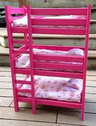 Doll Bunk Beds Plans Simple Doll Bed Plans Tipple Bunk Doll Bunk Bed Do It