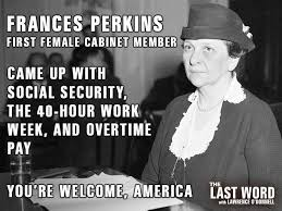 26 best frances perkins posters images on social