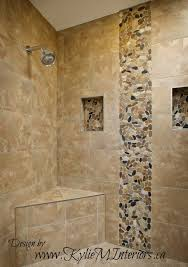 Porcelain Tile For Bathroom Shower Walk In Tile Shower Designs Walk In Shower Porcelain Tile With