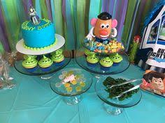 Buzz Lightyear Centerpieces by Toy Story Toy Fiestas And Toy Story Party