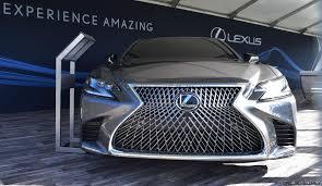 lexus ls 500 uk 2018 lexus ls500 1