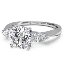 3 engagement ring featured ritani 3 engagement ring king jewelers