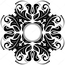 orient vector ornamental lace stock vector turr1 53511845