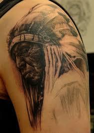 28 best indian warrior tattoos images on pinterest warrior