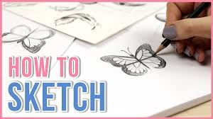how to sketch sketching tips for beginners u2013 makoccino
