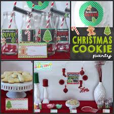 christmas cookie party cookie decorating party mimi u0027s dollhouse