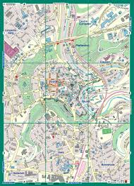 City Map Luxembourg Map Detailed City And Metro Maps Of Luxembourg For