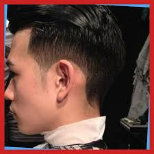 hairstyles for foreheads that stick out on a woman straight asian hair cowlick sideburns sort of stick out