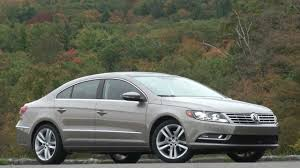 2013 volkswagen cc drive time review with steve hammes youtube