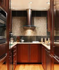 great small kitchen designs dark cabinets inviting home design