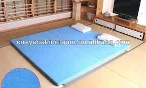 memory foam futon mattress topper memory foam futon mattress and