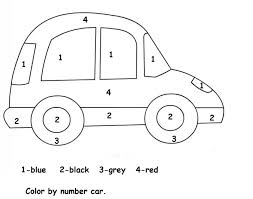 Car Worksheet Cars By Drawing For Children And Worksheets Gokidsworld