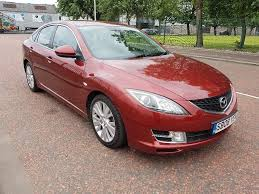 2008 mazda 6 ts2 diesel for spare or repair in airdrie north