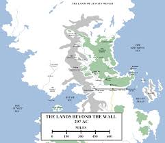 Map Westeros Atlas Of Ice And Fire The Geography And Maps Of George R R