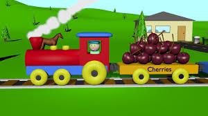 video for kids youtube kidsfuntv the fruit train 2 learning for kids youtube