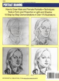portrait drawing a step by step art instruction book artist u0027s
