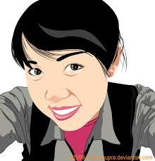 tutorial efek vektor di photoshop tutorial photo to vector bagian wajah silumansupra