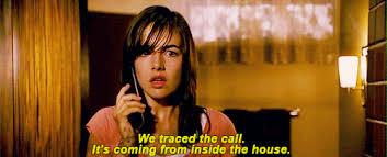 When A Stranger Calls House Urban Legend Killer Calling From Inside The House