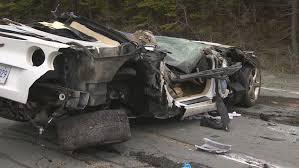 corvette crash passenger in shea heights crash dies from injuries newfoundland