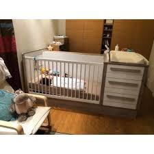 chambre kirsten transformable lit bébé évolutif 70 140 modèle kirsten autre marque occasion