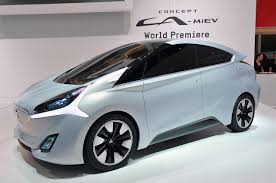 futuristic cars drawings electric vehicle news march 2013