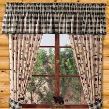 northern exposure window treatments cabin place