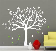 pochoir pour mur de chambre beautiful pochoir pour mur de chambre 5 sticker grand arbre paroi