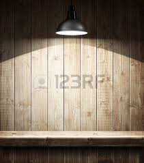 empty shelf on wooden wall stock photo picture and royalty free
