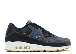 obsidian black color air max 90 premium nike 700155 402 dark obsidian dark