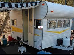 130 best camper rv tt paint jobs images on pinterest vintage