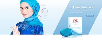Pemutih Ql ql lightening soap jakarta kosmetika