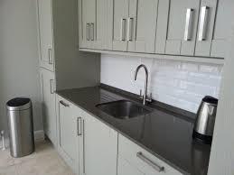 Silestone Altair Quartz Kitchen Kitchen Contemporary With Altair - Silestone backsplash