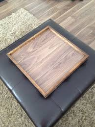 what is laminate flooring made of ottoman tray made from left over laminate floor lamenate