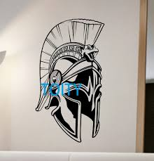 Spartan Home Decor by Compare Prices On Spartan Sticker Online Shopping Buy Low Price