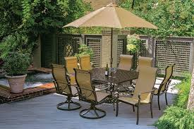 veranda classics sydney sling dining set scottsdale lauras home