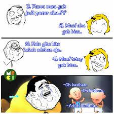 Meme Rage Indonesia - oh kasihan v zakkir meme rage comic indonesia facebook