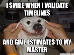 Smiling Dog Meme - image jpg