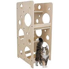 Modern Cat Trees Furniture by Amazon Com Frontpet Bubble Cat Tree Tower 23 L X 18 W X 48 H