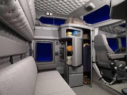 Truck Sleeper Interior Our Trucks Keim Ts