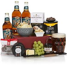 Birthday Gift Baskets For Men Great Beer Feast Gift Hamper Hampers For Him And Gift Baskets
